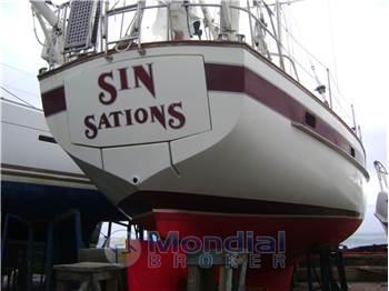 Irwin yacht - irwing 52