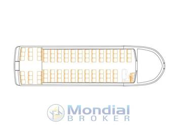 Baumarine Shuttle 53 - Trasporto 100/140 passeggeri