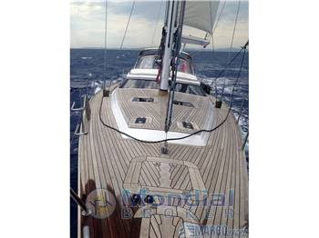 North wind yacht 58