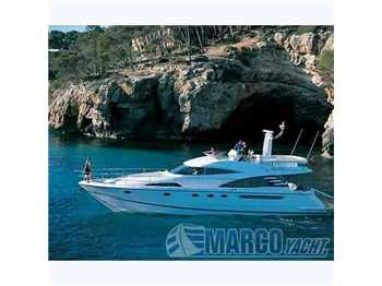 """Fairline - Squadron 58"""" fly"""