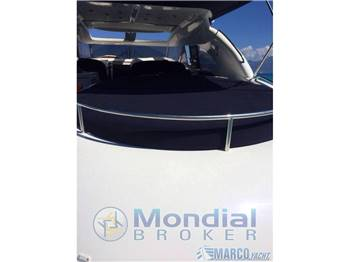 Sunseeker Predator 58 604 - hard top