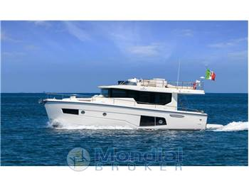 Cranchi - Eco Trawler 43 long distance