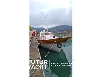 Viking Marine M/Y LUCIFERO (scafo in acciaio)