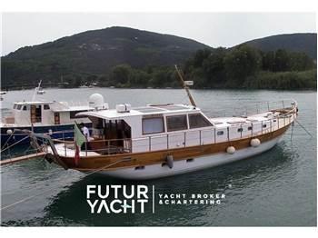 Viking Marine - M/Y LUCIFERO (scafo in acciaio)
