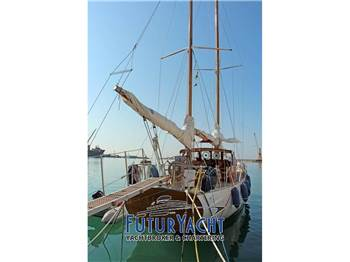 Fratelli Canali - Lavagna - S/Y Etesea