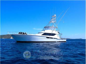 Hatteras - 60 Convertible - Central Agency