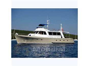 Ocean marine - Trawler 63