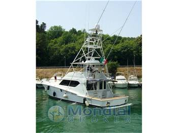 Hatteras 60 Convertible - Central Agency