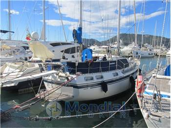 Siltal Yacht - Nauticat 40