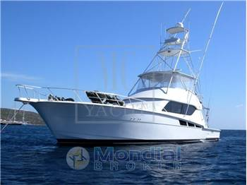HATTERAS 60 60 Convertible - Central Agency