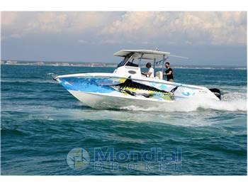 Dellapasqua DC International Yachts DC SEVEN