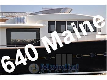 Cantieri estensi - 640 Maine Navetta veloce int. moderni