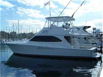 Viking Yachts - 50' Convertible