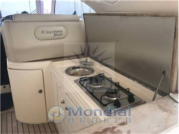 Cayman 43 HT