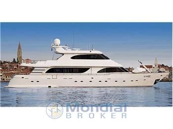 Rona Steel Yacht - Princess Anna Dukaj