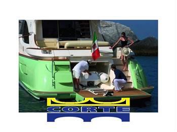 MOCHI CRAFT DOLPHIN 64 SUN TOP immatricolato 2010