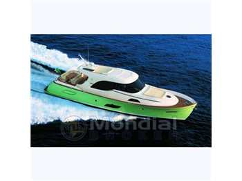 Mochi craft - Dolphin 64 sun top