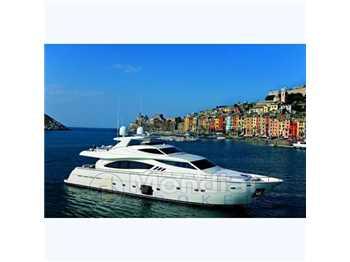 Ferretti yachts - Ferretti 881 rph