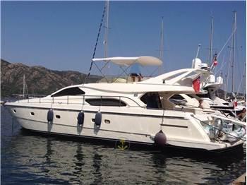 Ferretti Yachts - Ferretti 57