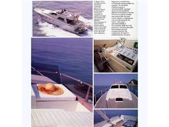 Ferretti yachts - 52 s