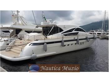 Italian Yachts - Jaguar 80
