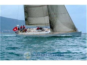 MARTEN YACHTS SHIPYARD (NZ) - VISMARA/FARR 66' OCEAN FAST CRUISER