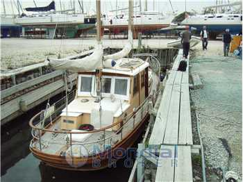 Molfetta Motorsailer one off