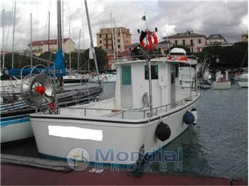 SLF - moto pesca