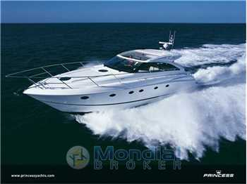 Princess Yachts - V 53