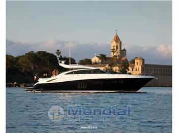 Princess Yachts - V 62