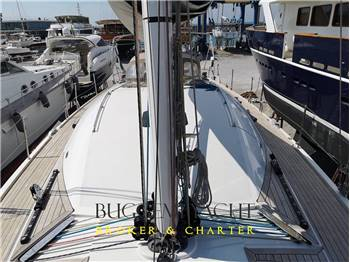 Sly Yachts Cantiere del Pardo Sly 48 C