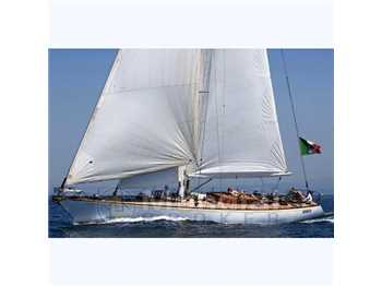 Sangermani - 66 sloop