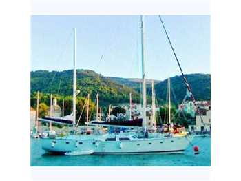 Irwin yacht - Ketch 65 (refit 2006-2008)