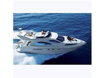 Azimut - 46 - (3 cabine + 1 marinaio)
