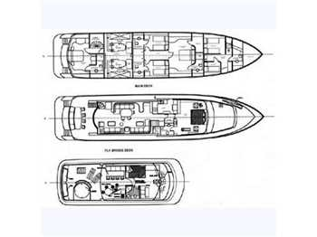 Rona shipyard - Rona 32 m - navetta