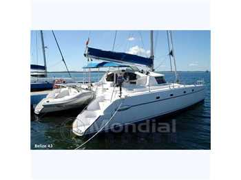 Fountaine pajot - Belize 43