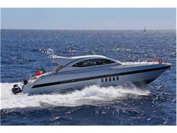Over Marine - Mangusta 72 Open