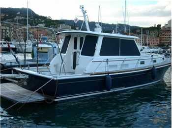 Grand Banks Yachts - 43 Eastbay SX
