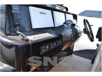 Novamarine Europa 180 Jet SC REFIT 2019