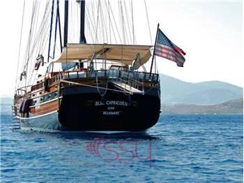ETHEMOGLU SHIPYARD GULET 33 caicco goletta