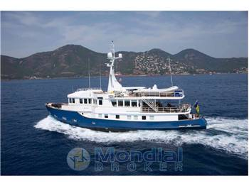 Veb J. Warnke - Tug Boat rebuilt by CMN