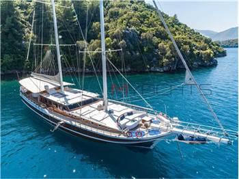 Gulet - Motor sail 34 M