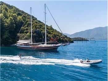 Gulet Motor sail 34 M