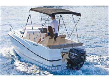 QUICKSILVER CABIN 455
