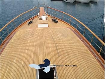 Tum tour shipyard Custom