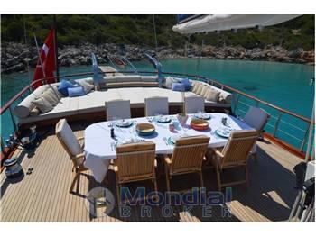 Mavi Rota Yachting Gulet 99