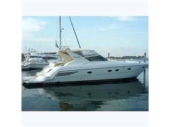 Trojan yacht - 44