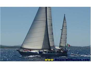 Pedrazzoli - Ketch 16m one-off