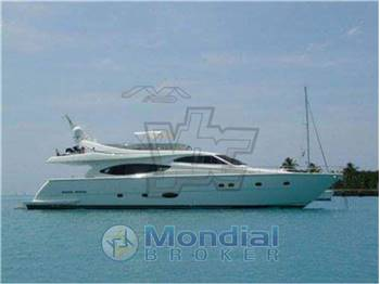 Ferretti Yachts - 760