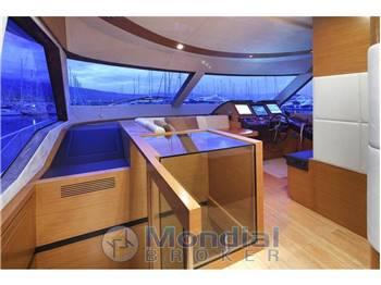 Raphael yacht Marco Polo 68 fly
